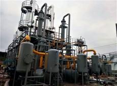 甘肃炼油设备